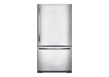 View All Bottom Freezer Refrigerators
